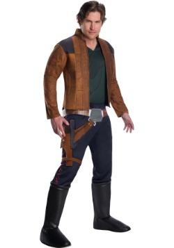 Disfraz de Star Wars Story Solo Hans Solo para adulto