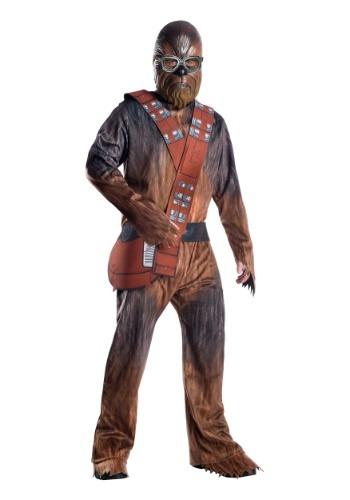 Disfraz de Star Wars Story Solo Chewbacca para adulto