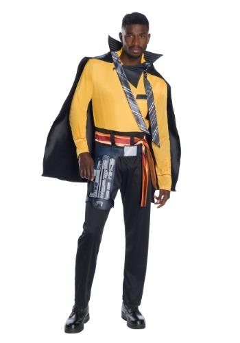 Disfraz de Star Wars Story Solo Lando Calrissian para adulto