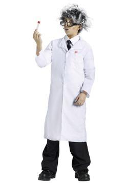 Bata de laboratorio para niños