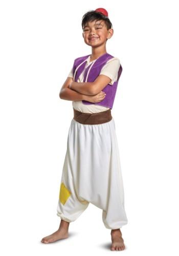Traje de rata de la calle Child Aladdin Street