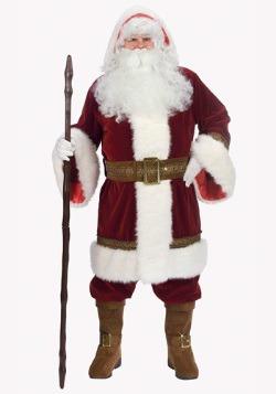 Disfraz de Santa clásico Deluxe