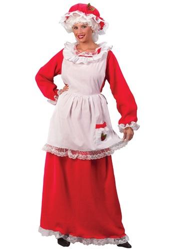 Disfraz de Señora Claus