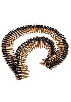 Cinturón de balas moldeado