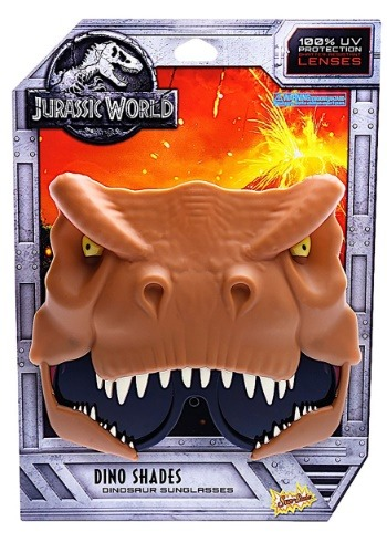 Lentes de sol de dinosaurio de Jurassic World