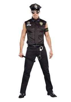 Disfraz de policía sexy para hombre