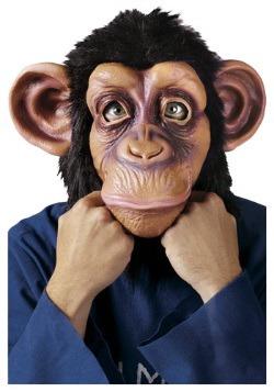 Máscara de lujo de mono