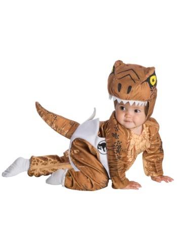 Traje de T-Rex eclipsante Infantil Mundo 2