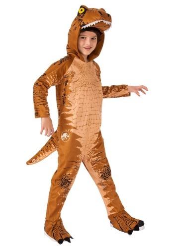 Disfraz de T-Rex Jurassic World 2 para niños
