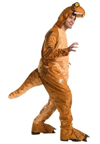 Disfraz de T-Rex de Jurassic World 2 para adultos