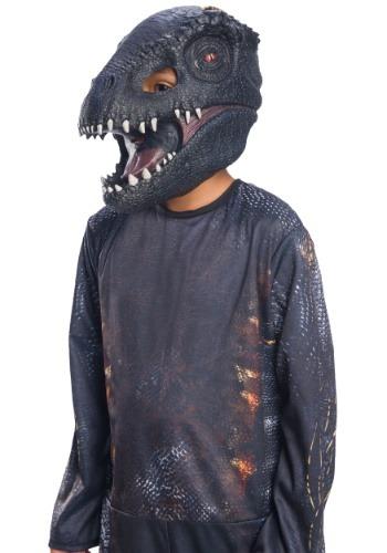 Niño Jurassic World 2 Villain Dinosaur 3/4 Máscara