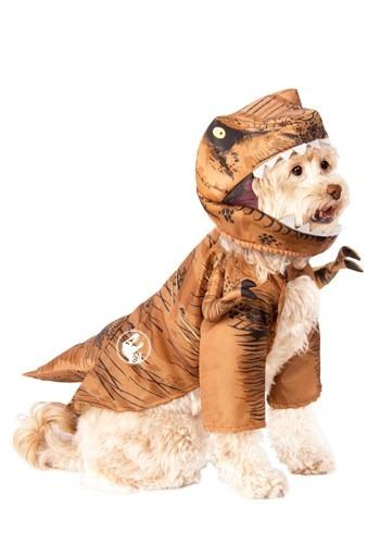 Pet Jurassic World 2 T-Rex Costume