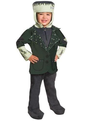 Disfraz de Frankenstein para niños pequeños