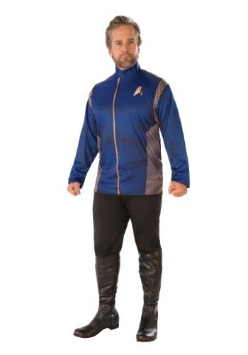 Disfraz de uniforme de comando de Star Trek Discovery adulto
