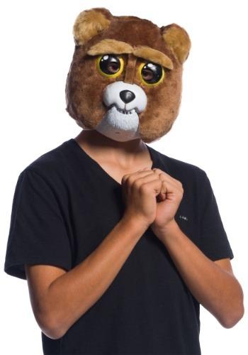 Feisty Pets Sir Grows-a-Lot Máscara movible para niños