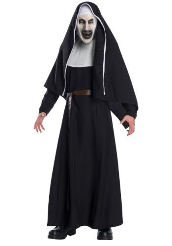 Disfraz de Monja deluxe para adulto