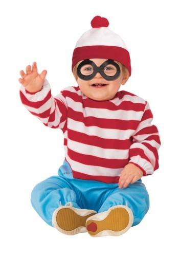 Niño pequeño Dónde está Waldo Onesie