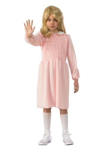 Disfraz de manga larga para niño Stranger Things Eleven