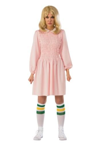 Stranger Things Eleven Dress Of Women's Disfraz