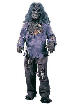 Disfraz de Halloween zombie para niños