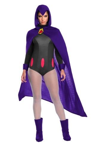 Traje de las mujeres de Teen Titans Raven
