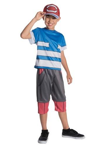 Disfraz infantil de Ash de Pokémon