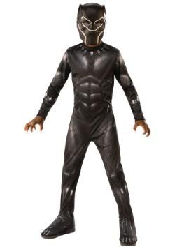 Disfraz de pantera negra para niños