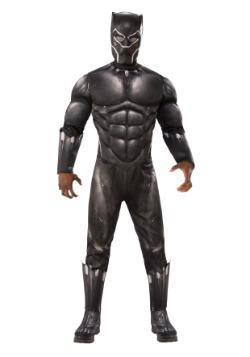 Disfraz de pantera negra de lujo para adultos