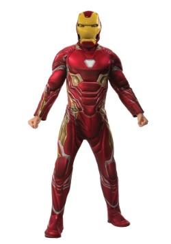 Disfraz de hombre de hierro Deluxe Marvel Infinity War Delux