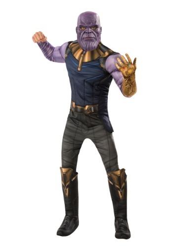 Disfraz de lujo de Thanos de Infinity War de Marvel adulto