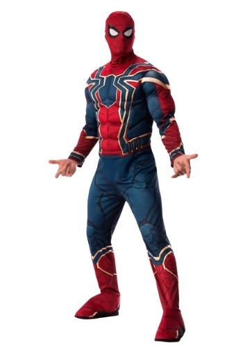 Disfraz de Marvel Infinity War Deluxe Iron Spider para adult