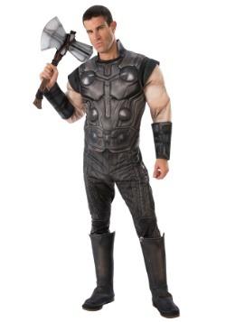 Marvel Infinity War Adult Deluxe Thor Disfraz