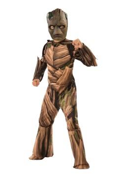 Disfraz de Teen Groot de Marvel Infinity War para niño