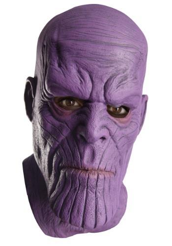 Marvel Avengers Infinity War Thanos Hombres máscara de látex