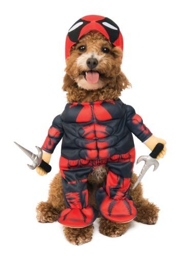 Disfraz de mascota Deadpool