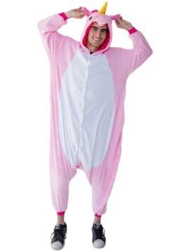 Yumio de unicornio rosa para adulto