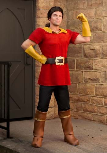 Disfraz de Disney Beauty and the Beast Gaston para hombre