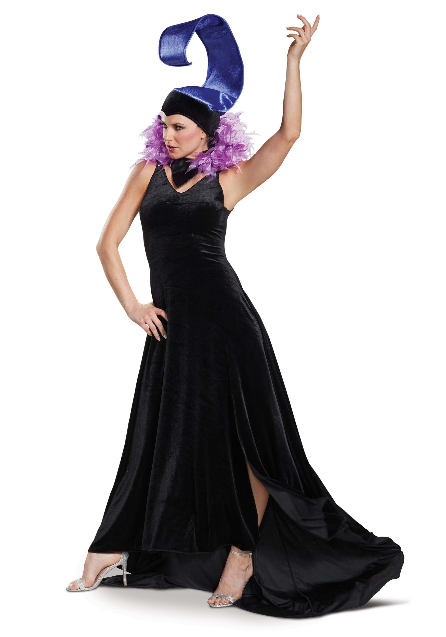3f78aab74a Disfraz de Yzma Las locuras del Emperador de Disney mujer