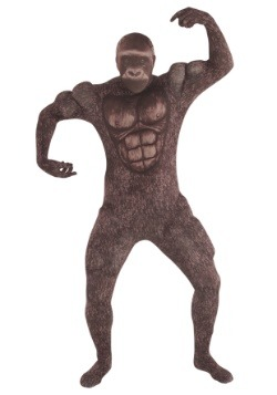 Gorro Morphsuit de músculo adulto