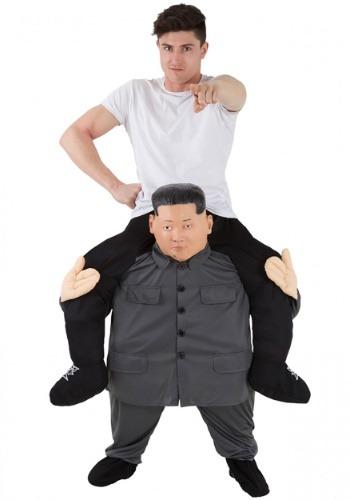 Disfraz de montar KJU para adulto