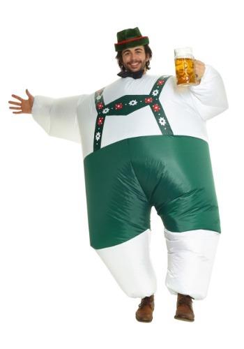 Disfraz de Megamorph de pantalones de cuero para adultos