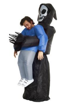 Parca inflable adulta me escoge encima del traje