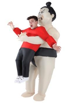 Luchador inflable adulto del sumo me escoge encima del traje