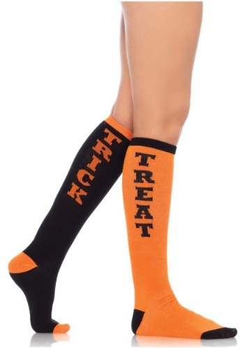 Calcetines Trick or Treat para mujer