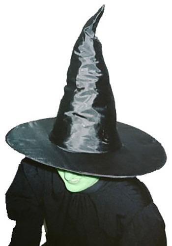 Sombrero de bruja clásica
