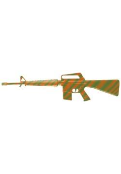 Naranja / Verde M-16 Ametralladora