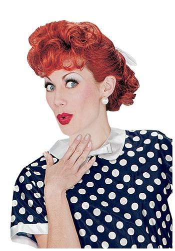 Peluca de I Love Lucy