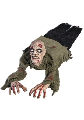 Zombie reptante