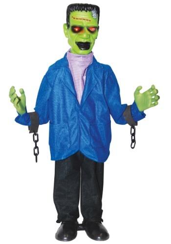 Muñeco Frankenstein para porche