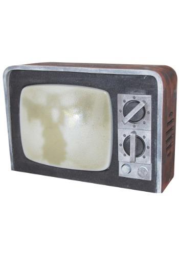 Televisor roto con sonido